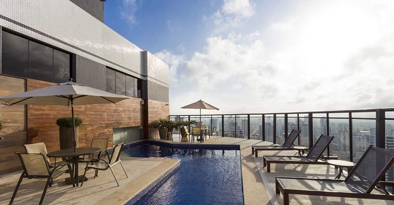 Mais hotéis, mais destinos para você conhecer no Brasil!