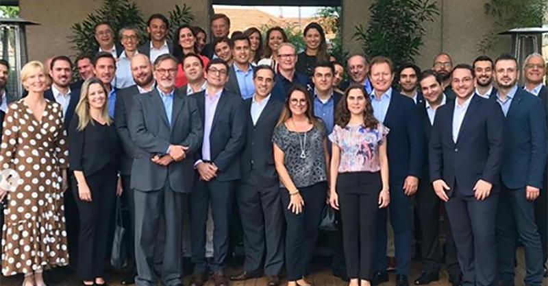 Sébastien Bazin, CEO global, visitó nuestra región. ¡Vea cómo fue la visita!