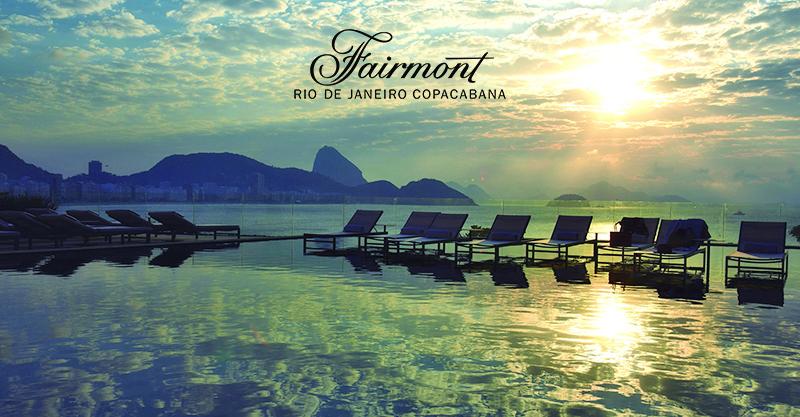 Fairmont RJ Copacabana: de portas abertas para transformar momentos em memórias