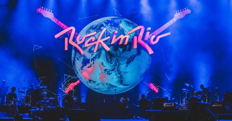 ALL deu um show como apoiador oficial do Rock in Rio!